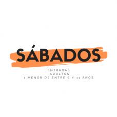 ENTRADA SÁBADOS