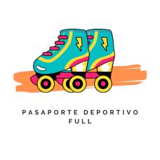 PASAPORTE DEPORTIVO PATÍN - FULL